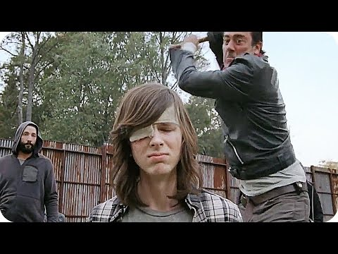 THE WALKING DEAD Season 7 Episode 16 RECAP CLIP & FEATURETTES (2017) Season Finale