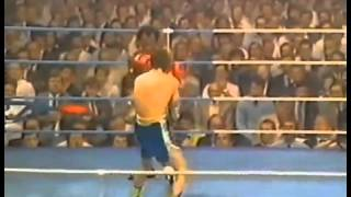 Barry Mcguigan Vs Bernard Taylor