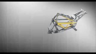 9. Can-am ATV DS450 Geometric Frame Comparison.mov