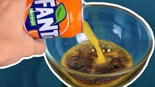 Вы никогда не будете пить FANTA снова после просмотра этого видео