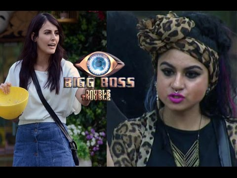 Bigg Boss 9 | Mandana BEHAVES RUDELY With SUPPORTI