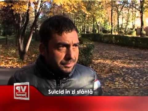 Suicid în zi sfântă