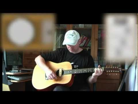 Space Oddity – David Bowie – Acoustic Guitar Lesson