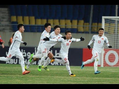 Hành trình vào Chung kết U23 Châu Á 2018 của đội tuyển Việt Nam - Thời lượng: 26:48.