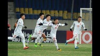 Video Hành trình vào Chung kết U23 Châu Á 2018 của đội tuyển Việt Nam MP3, 3GP, MP4, WEBM, AVI, FLV Desember 2018