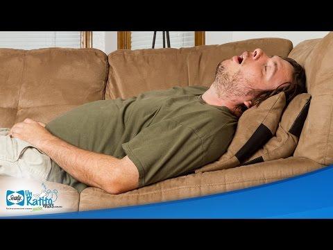¿Qué personas sufren más apnea y ronquido?