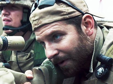 sniper - Read Full Article Here: http://www.rawstory.com/rs/2015/01/7-big-lies-american-sniper-is-telling-america-about-iraq-and-chris-kyle/ http://www.salon.com/2013/02/07/death_of_an_american_sniper/...
