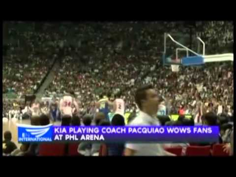 philippine arena - More than 52, 000 fans were at the Philippine Arena for the opener of the 40th season of the PBA, the largest attendance in the league's 40-year history. Vis...