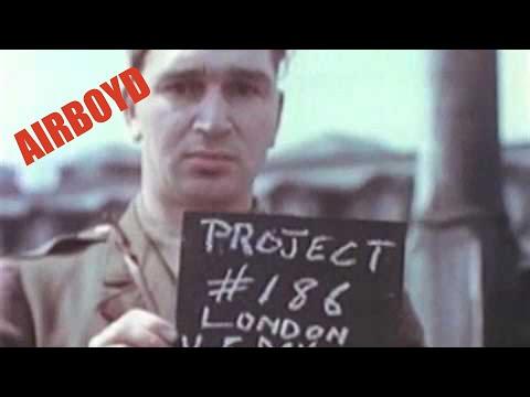 VE Day In London (1945)