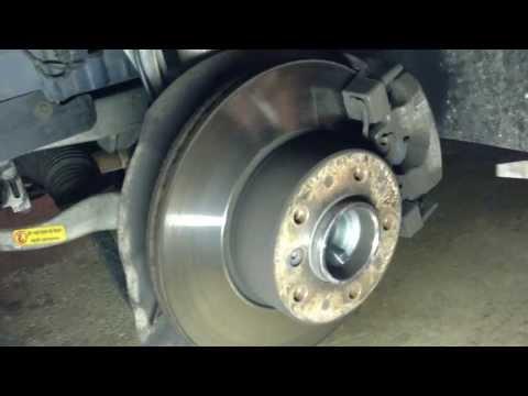 BMW E39 5 Series (1996-2003) Brake Pad and Rotor Replacement DIY