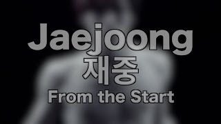 Jaejoong (재중) - From the Start (K-Pop Evolution Ep#62)