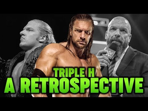 The Captivating Career Of Triple H