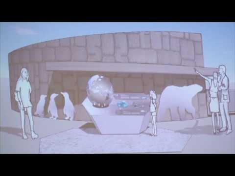 Rostock: Zoo Rostock im 800. Jahr mit Polarium