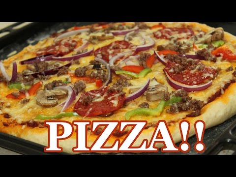 Pizza | All Nigerian Recipes