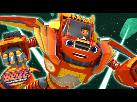 Blaze's BEST Robot Moments! | Blaze and the Monster Machines