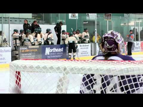 Women's Hockey vs Holy Cross