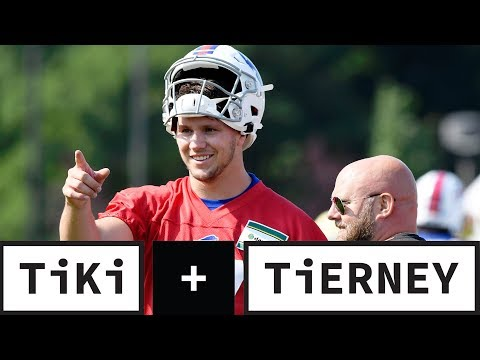 Video: Josh Allen And Daniel Jones Have A Lot To Prove This Preseason | Tiki + Tierney