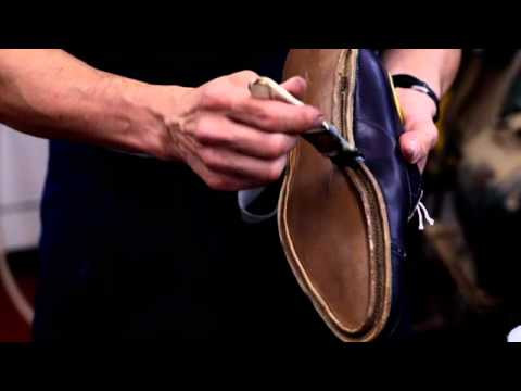 John Lobb for Paul Smith &#8211; Factory Visit