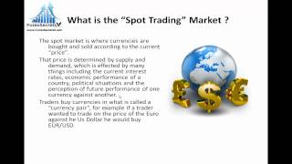 What Is Forex Trading - An Introduction To Foreign Exchange Currency Trading