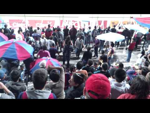 Vamos la AKDmia! La hinchada no abandona! - Mafia Azul Grana - Deportivo Quito