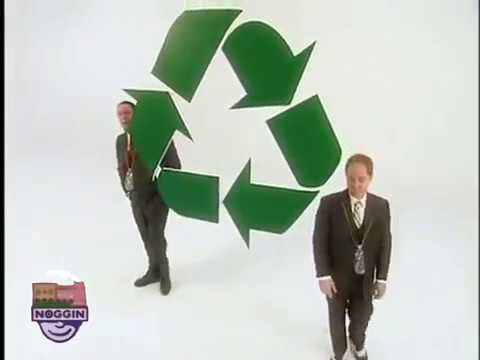 Penn and Teller : Recycling