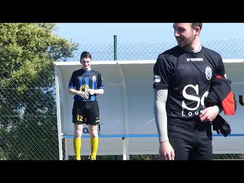 FBIR - FCA 21 04 2018 Entrainement avant Match