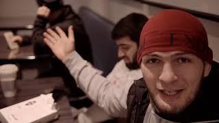 Video Throwback UFC 220 Clip: Khabib giving Daniel Cormier's Corner a hard time about their Diet MP3, 3GP, MP4, WEBM, AVI, FLV November 2018