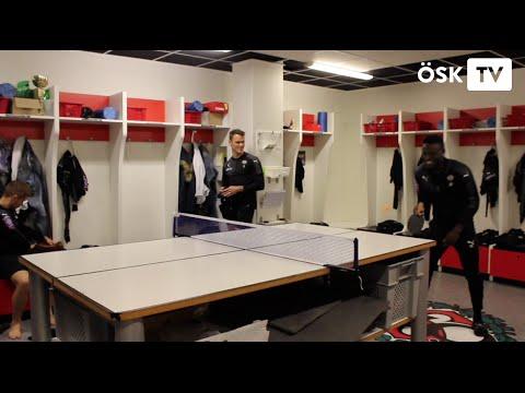 Pulsen innan Svenska Cupen