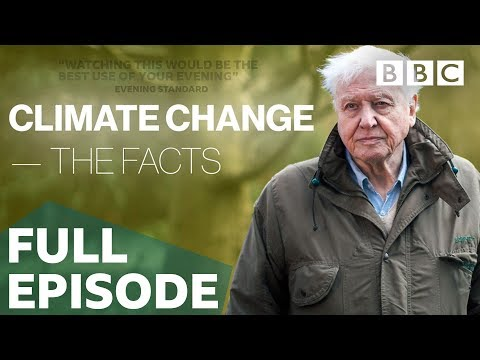 Climate Change – The Facts