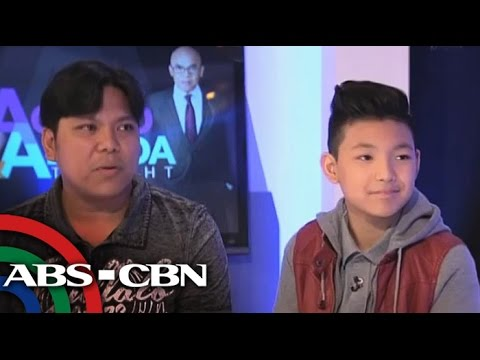 How Darren%2C dad sacrificed for %27The Voice Kids%27