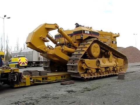 loading CAT D11_part 3