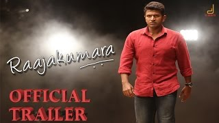 Official Trailer of Raajakumara
