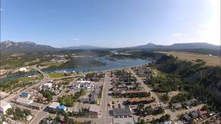 Whitehorse (YT) Canada  city images : Nice video of Whitehorse Yukon from the Air