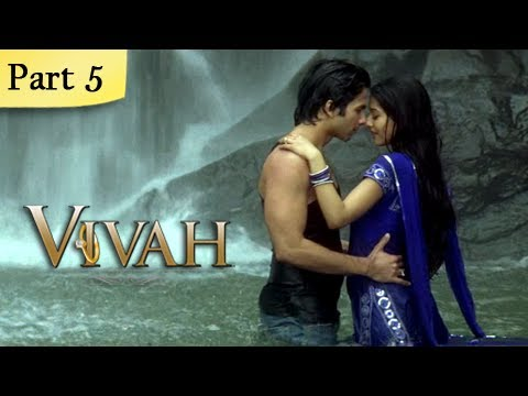 Video Vivah Hindi Movie | (Part 5/14) | Shahid Kapoor, Amrita Rao | Romantic Bollywood Family Drama Movies download in MP3, 3GP, MP4, WEBM, AVI, FLV January 2017