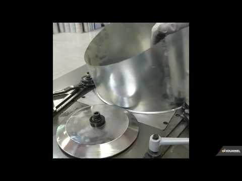 Machine à sertir les coudes à segments SERTICOUDE2