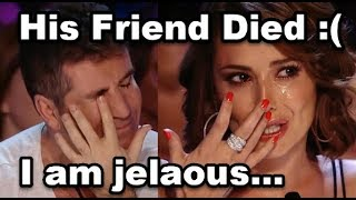 Video He Sings For His Dead Friend... Don't Cry... Simon Cowell Is Emotional and Cries | Jealous Labrinth MP3, 3GP, MP4, WEBM, AVI, FLV November 2017