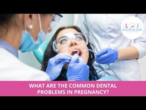 Dental problems during pregnancy!