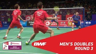 Video MD | GOH/TAN (MAS) [13] vs LI/LIU (CHN) [4] | BWF 2018 MP3, 3GP, MP4, WEBM, AVI, FLV September 2018