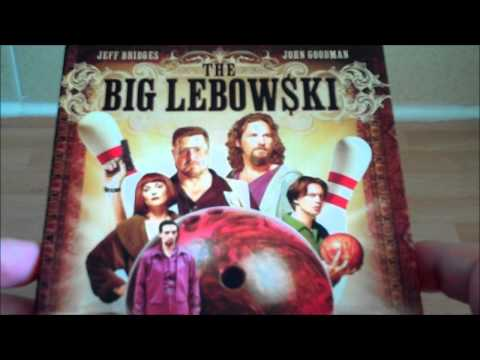 THE BIG LEBOWSKI Blu-Ray Digibook Review