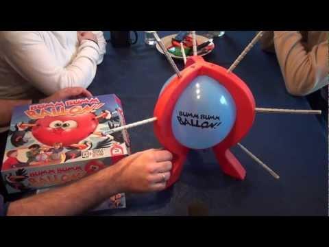 Test Bumm Bumm Ballon! (Schmidt Spiele): Eine Rezension von Spiele-Podcast.de