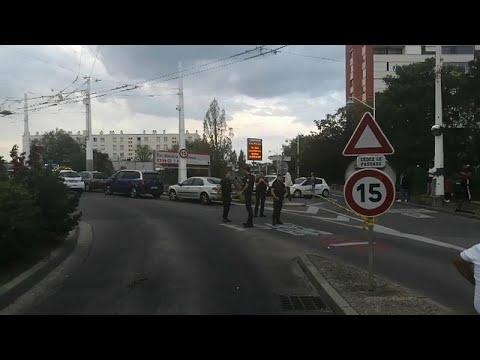 Frankreich: Ein Toter, mindestens neun Verletzte bei M ...
