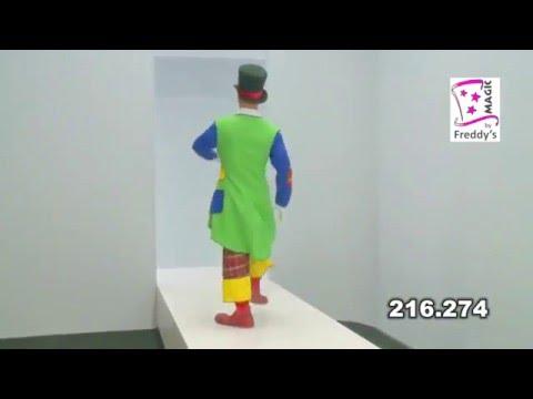 Costume Clown-w10095