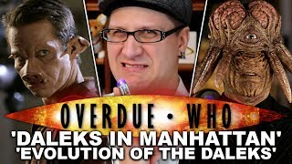 Overdue Doctor Who Review: Daleks in Manhattan/Evolution of the Daleks