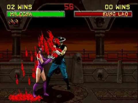 Mortal Kombat Fatalities (Coleccin 1)