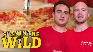 Video How to Make Pizza at Home | Sean in the Wild MP3, 3GP, MP4, WEBM, AVI, FLV Desember 2018