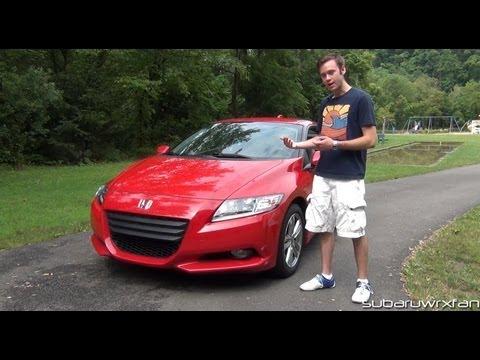 Review: 2012 Honda CR-Z
