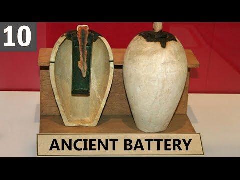 10 STRANGEST Artifacts Ever Found
