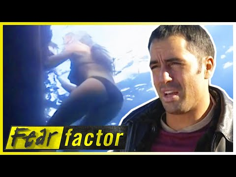 SUB Dive & CRICKET Crunching! 🦗| Fear Factor US | S01 E06 | Full Episodes | Thrill Zone