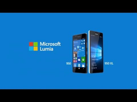 Introduction to Lumia 950 XL Continuum