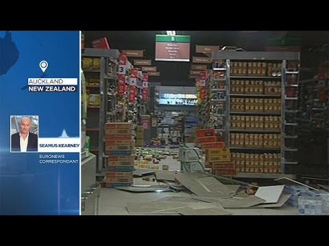 Ν. Ζηλανδία: Με το φως της ημέρας θα υπάρξει σαφής εικόνα για το μέγεθος των καταστροφών